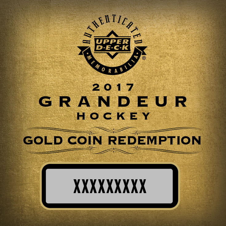 2017 Upper Deck Grandeur Hockey